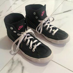 Nike - High Top Canvas Shoes